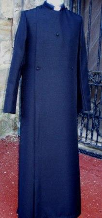 Lichfield Double Breasted Cassock Db1